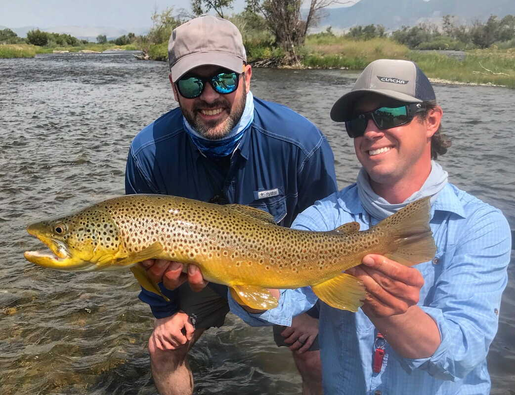 Madison River fishing guide